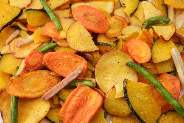 Resep Cara Membuat Keripik Sayur Yang Praktis