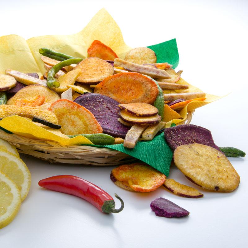 Cara Membuat Keripik Sayur