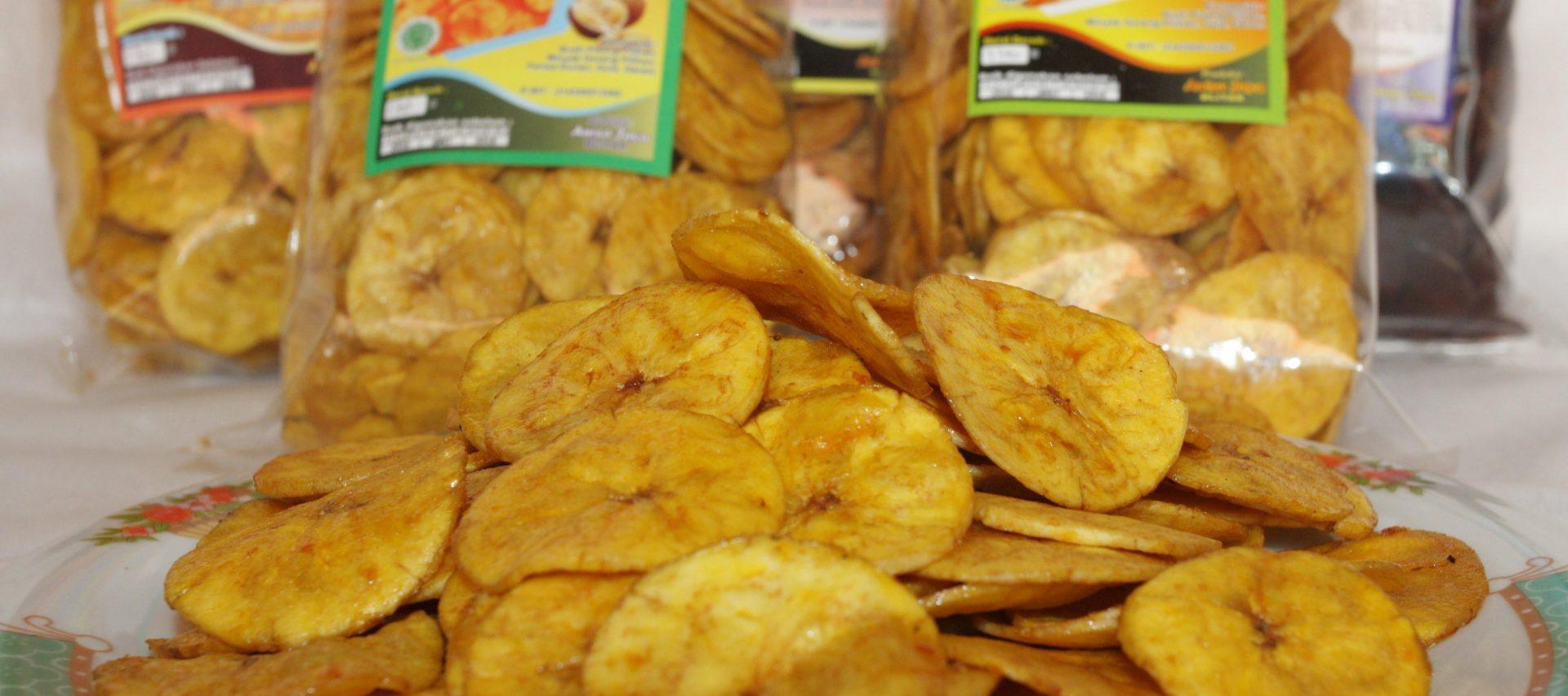 Resep Aneka Keripik Untuk Dijual Di Pasaran Lokal Dan Mancanegara